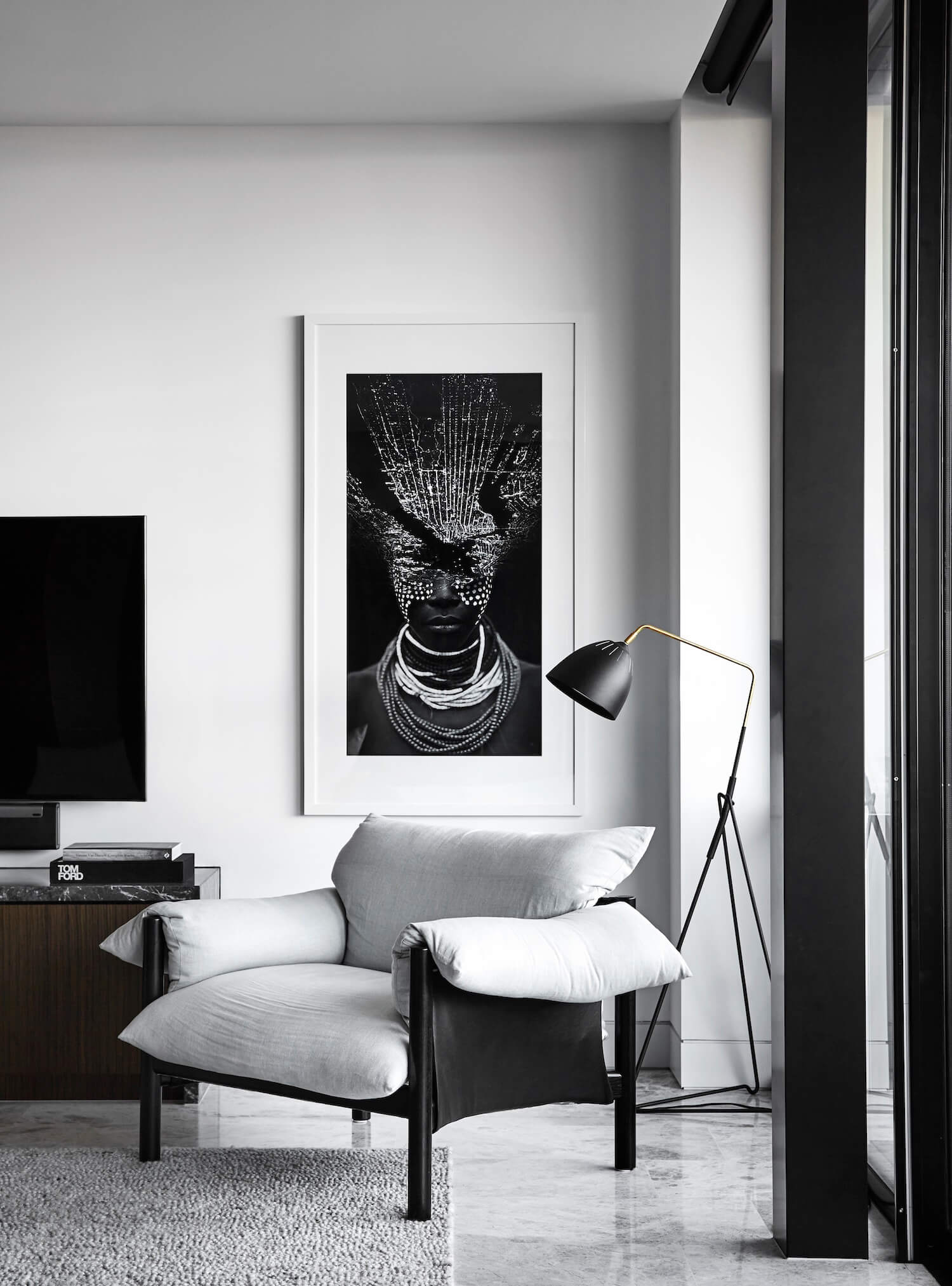 est living interiors griffiths design studio albert park apartment 5
