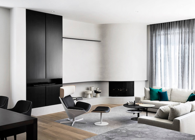 est living interiors mim design elsternwick home 1
