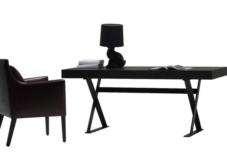 King Desk Camerich