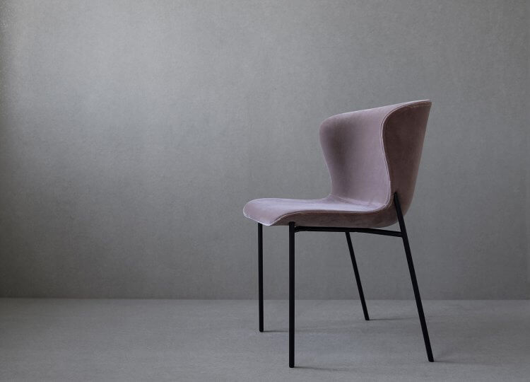 La Pipe Dining Chair Fred International