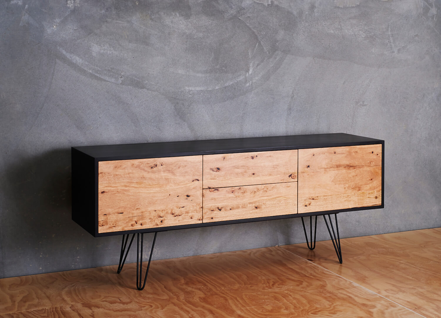 est living denfair discovery interview fred kimel auld design delirium sideboard