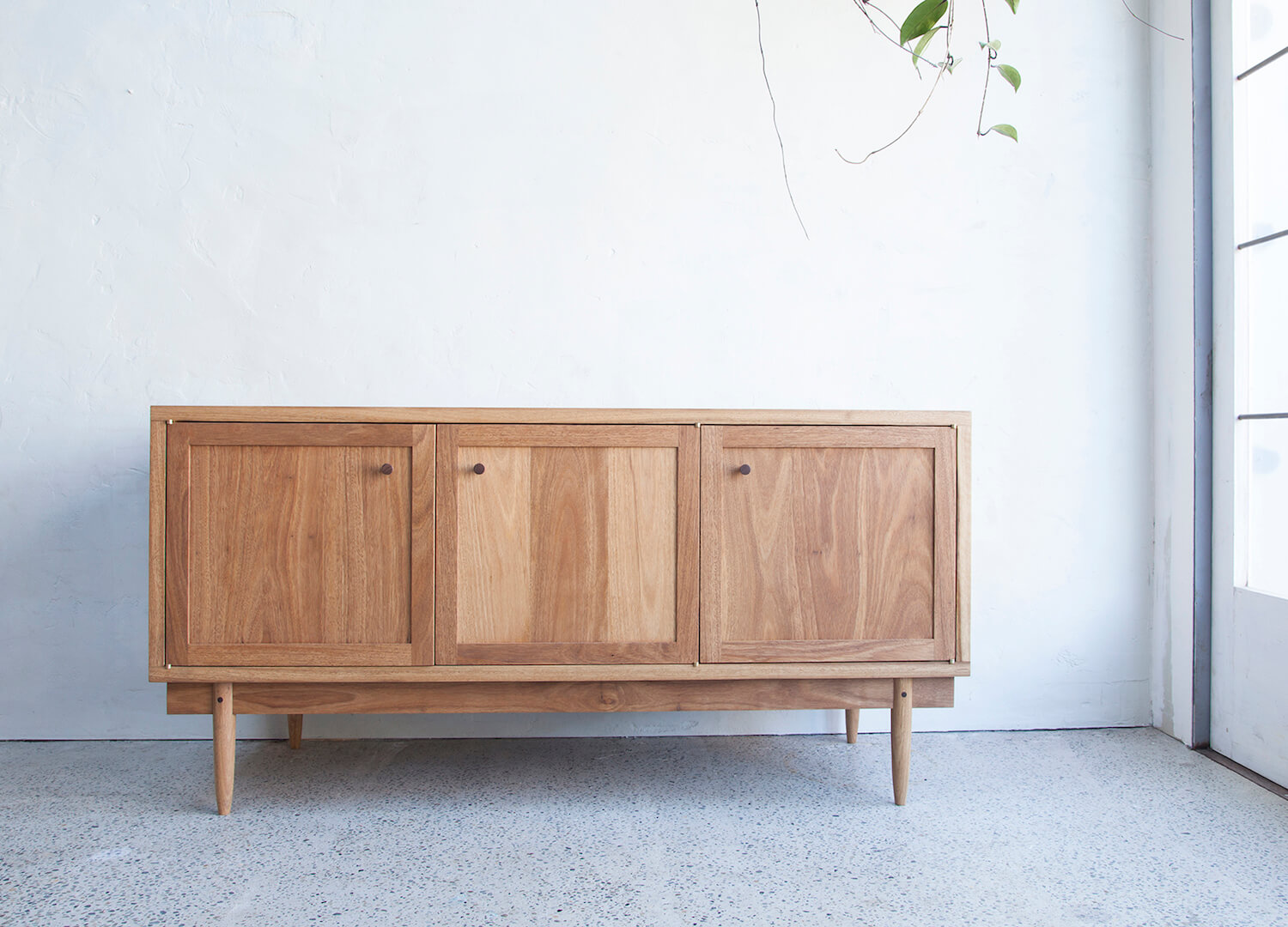 est living denfair discovery interview fred kimel jonathan west the ned sideboard