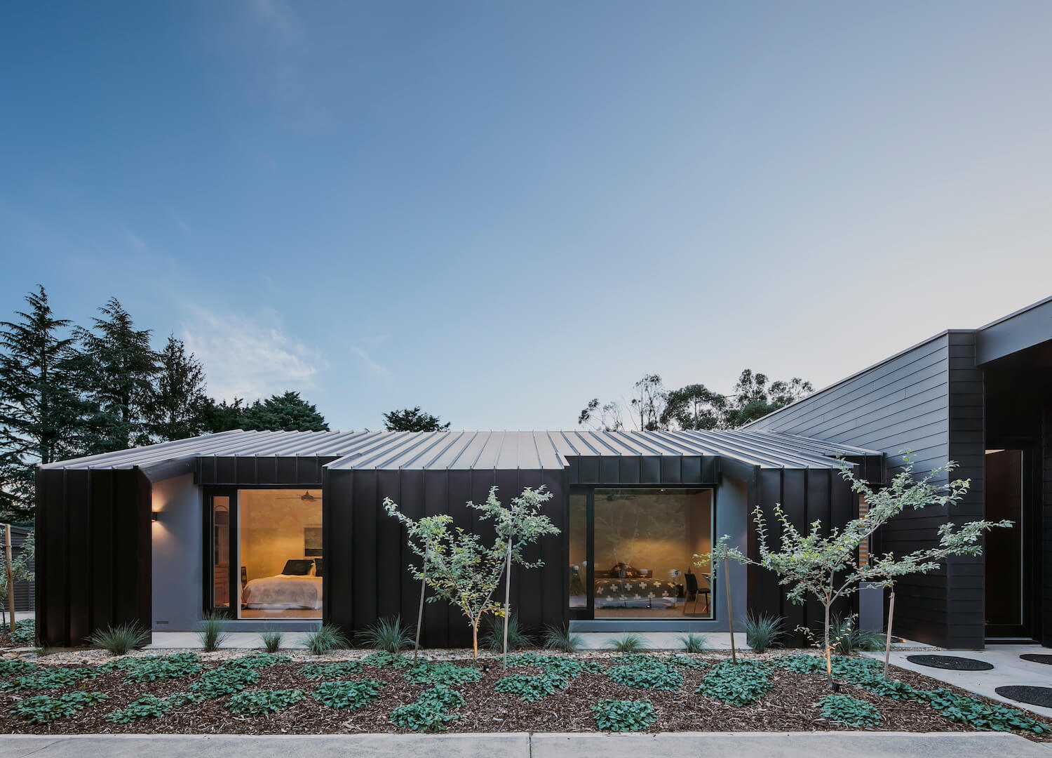 est living interiors adelaide hills home black rabbit 12