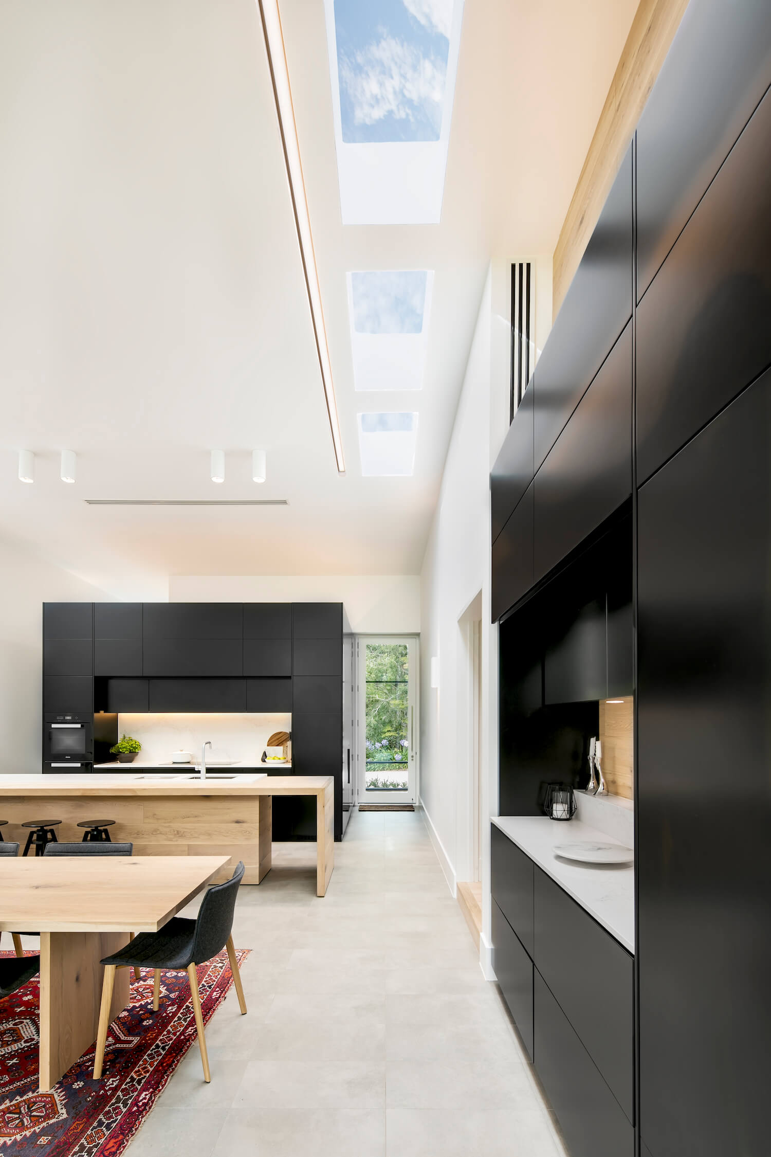est living interiors adelaide hills home black rabbit 5