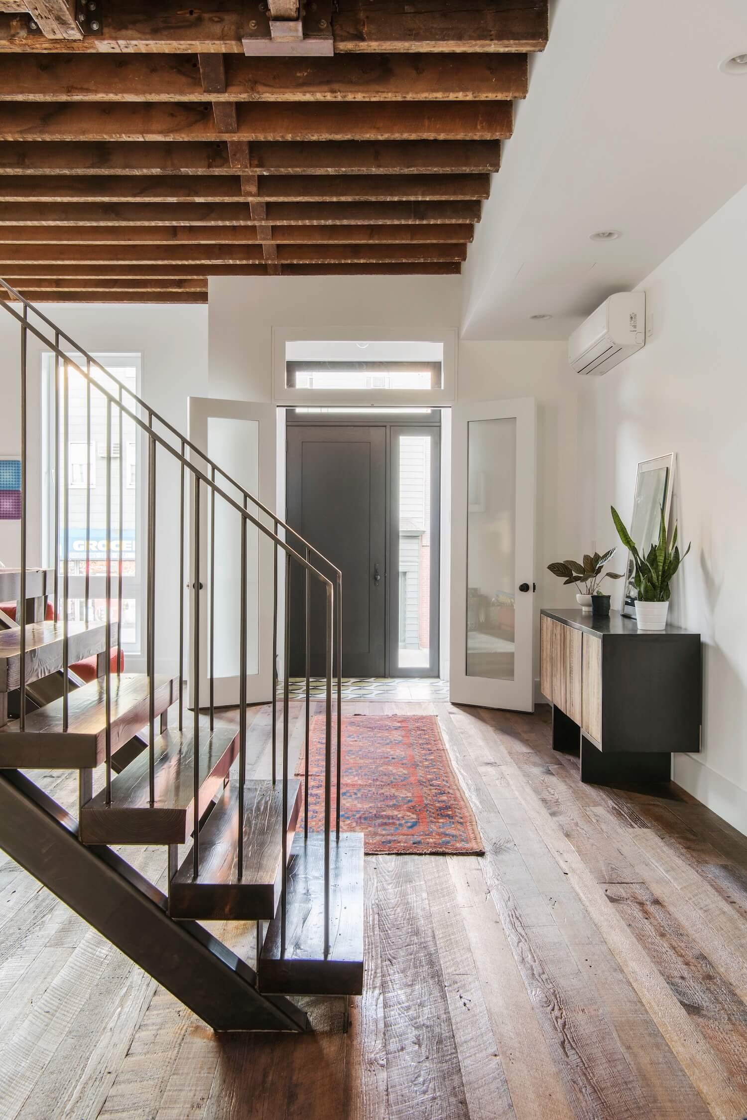 est living interiors lorimer street townhouse elizabeth roberts 13