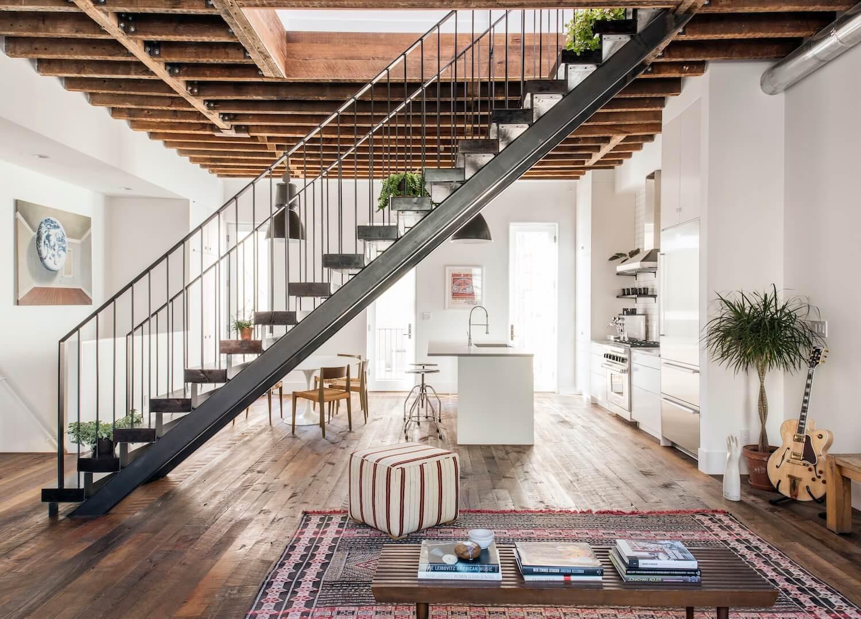 est living interiors lorimer street townhouse elizabeth roberts 8