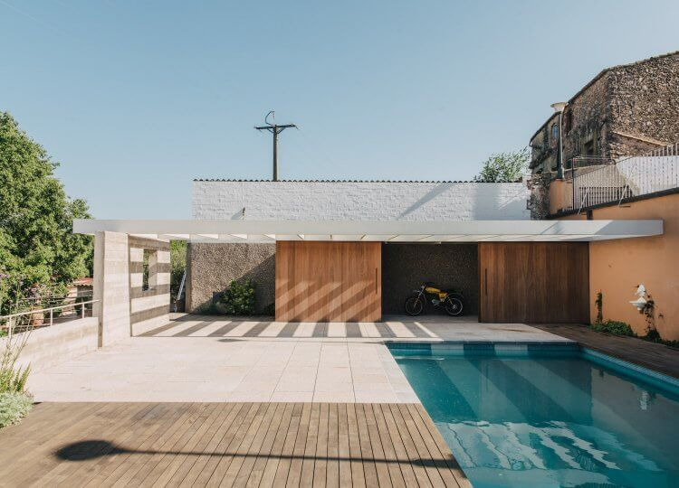 Best of est: Pool Pavilions