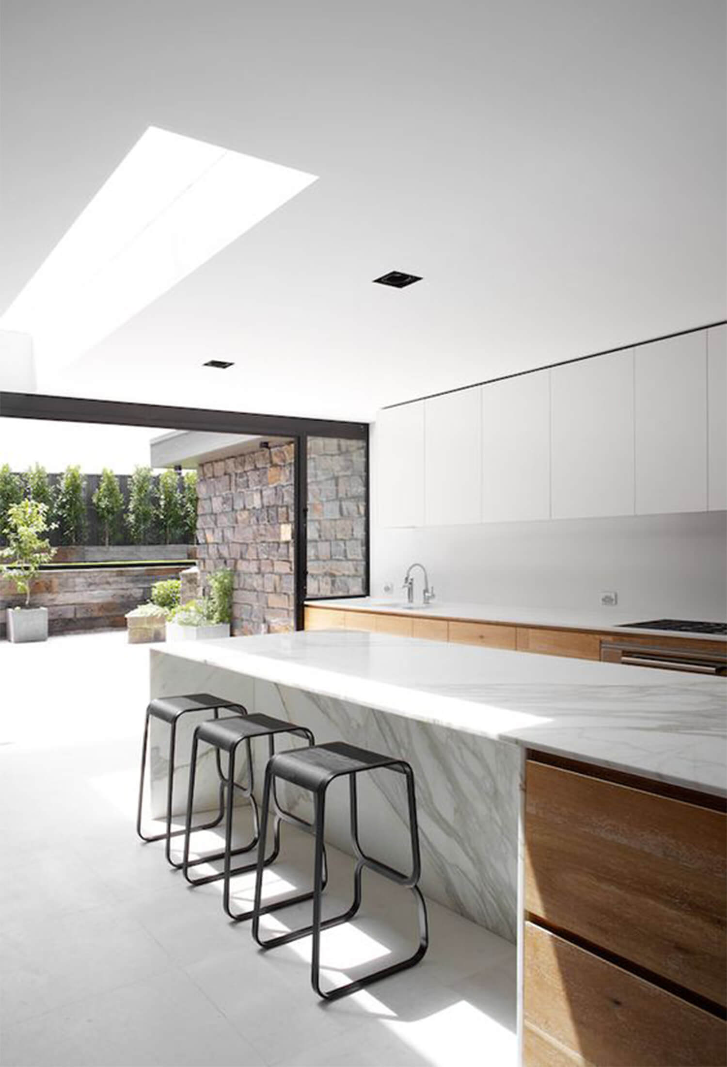 est living timber kitchens dale house robson rak