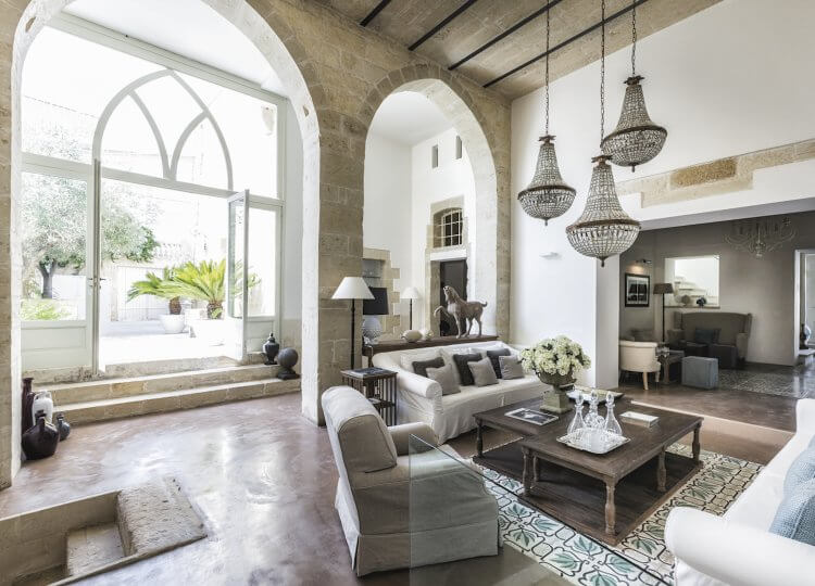 Don Totu Dimora Storica: An 18th Century Palazzo B&B