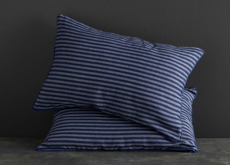 Chaplin Stripe Pillowcase In the Sac