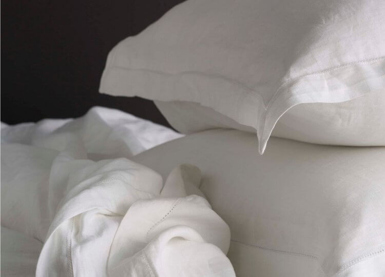Embroidered Sheet Set In the Sac
