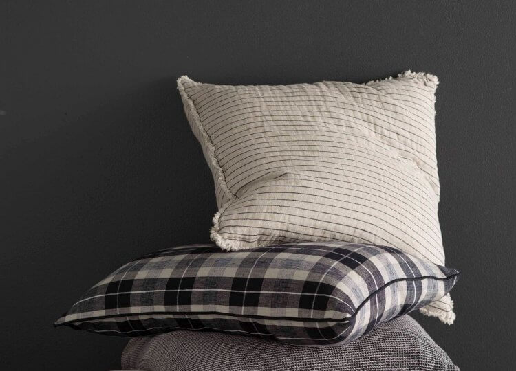 Felix Stripe Pillowcase In the Sac