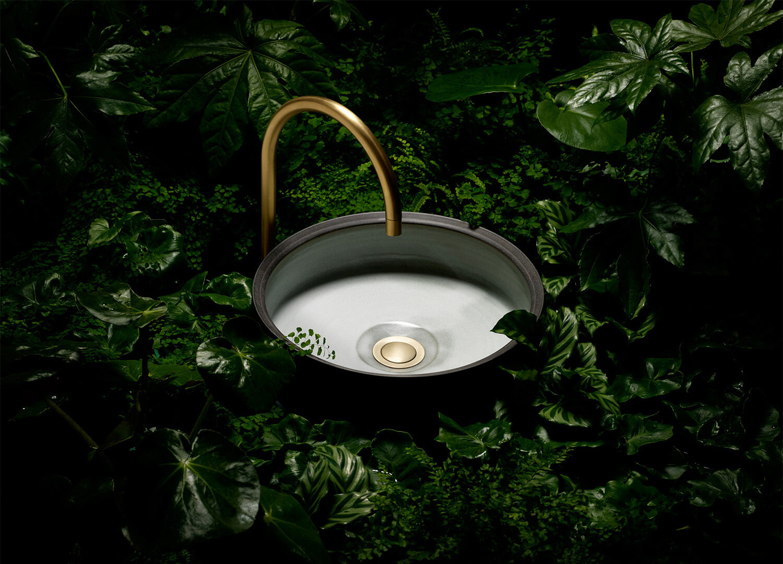 est living denfair 2017 ceramic basin archer