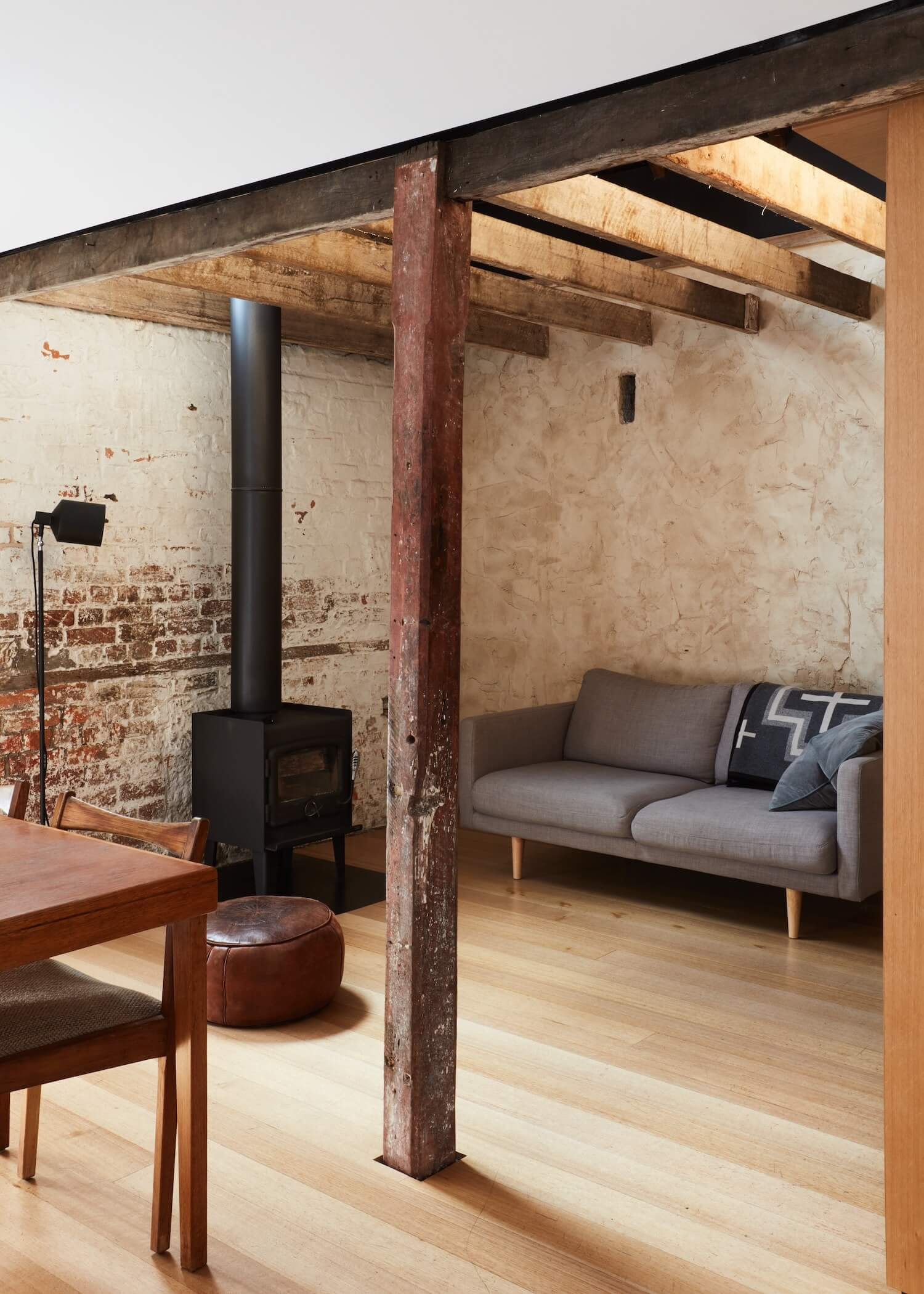 the barn hobart air bnb in tasmania interiors est living