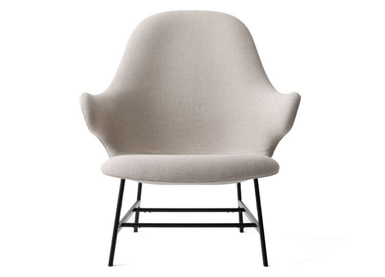 Catch Lounge Chair JH13 Cassina at Great Dane