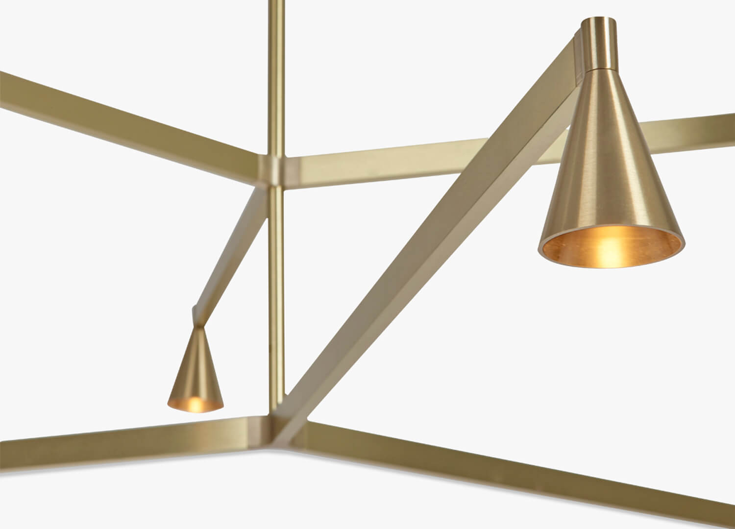 Austere Chandelier By Great Dane Est Living Design Directory