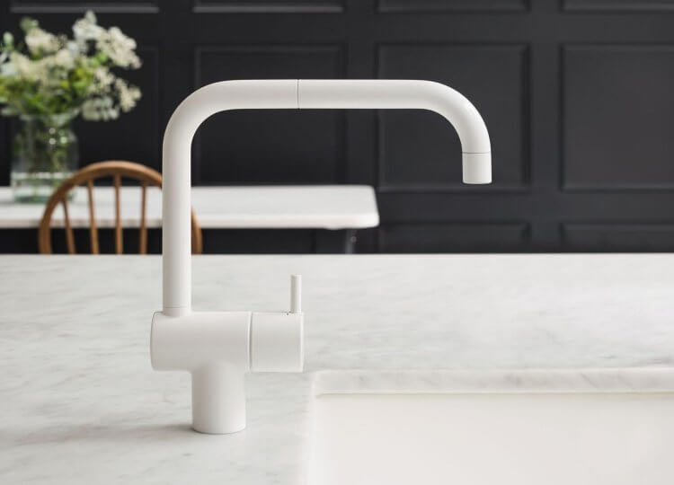Est Living Design Directory Vola KV1 Kitchen Tap 1 750x540