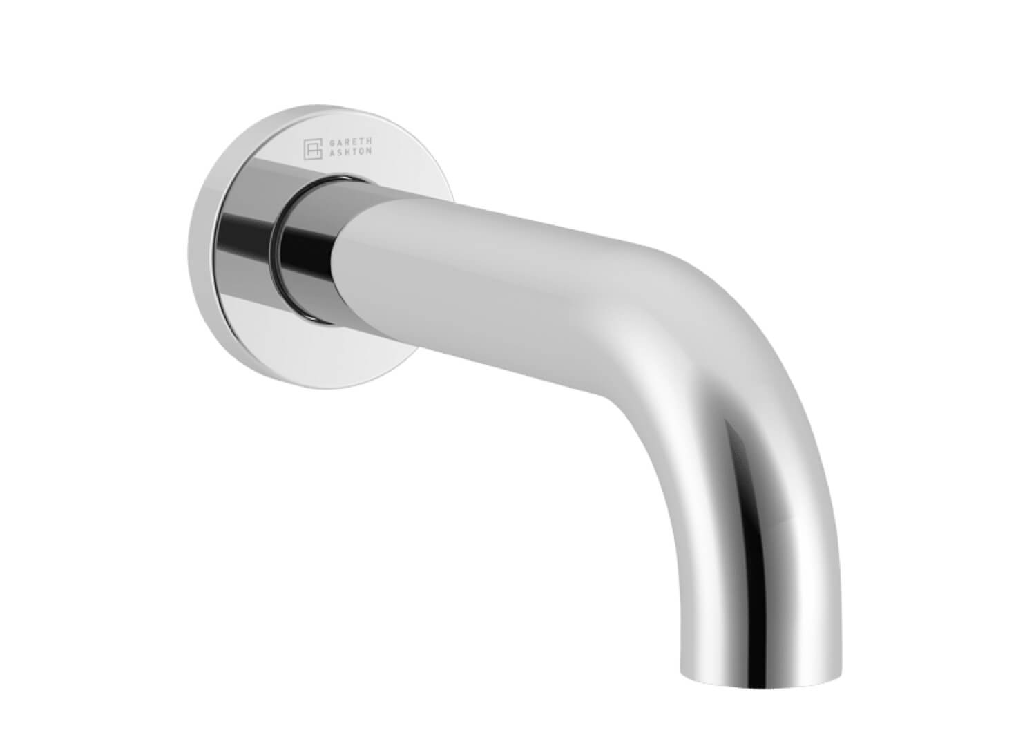Lucia Curved Basin Spout Abey
