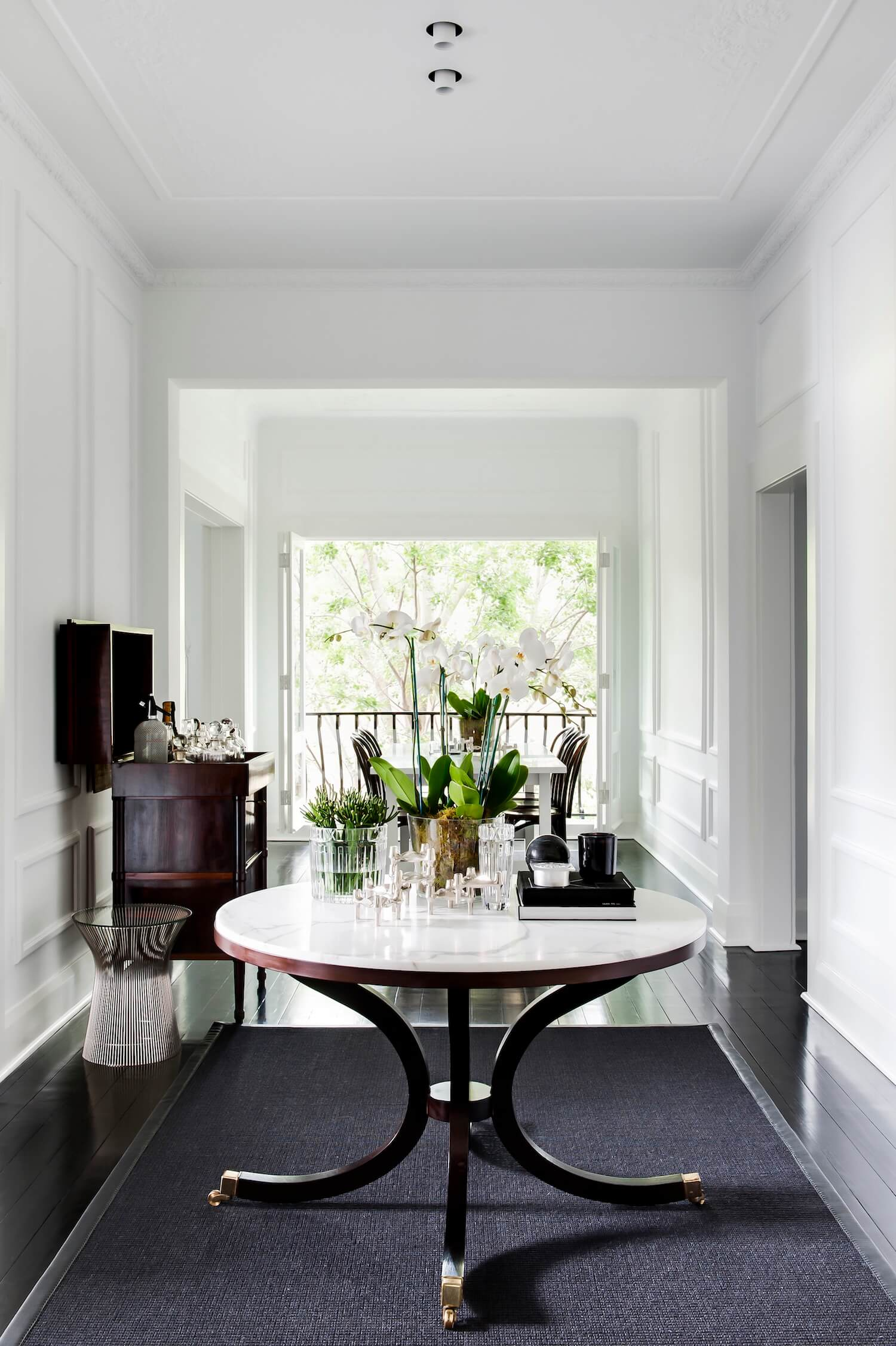 est living interiors arnold lane nicole england rushcutters bay home 13