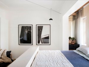 Bedroom | Nano Pad Bedroom by Architect Prineas