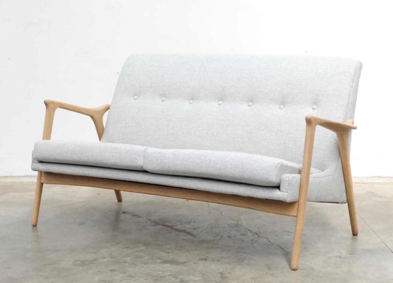 grandfathers axe danish sofa