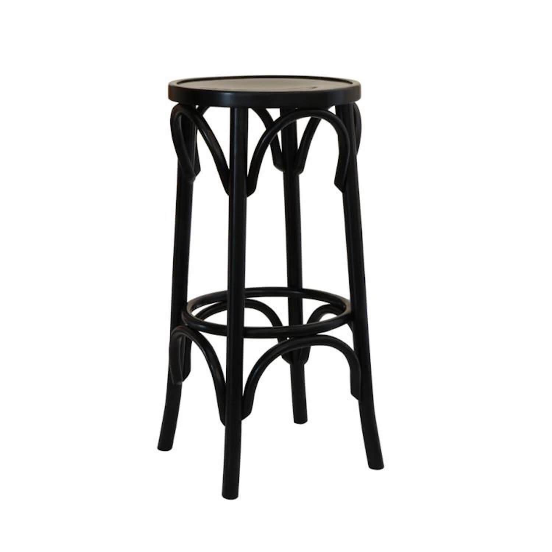 thonet round stool