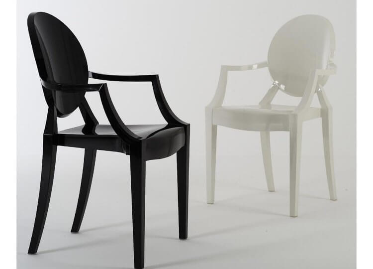 Louis Ghost Chair | Space Furniture