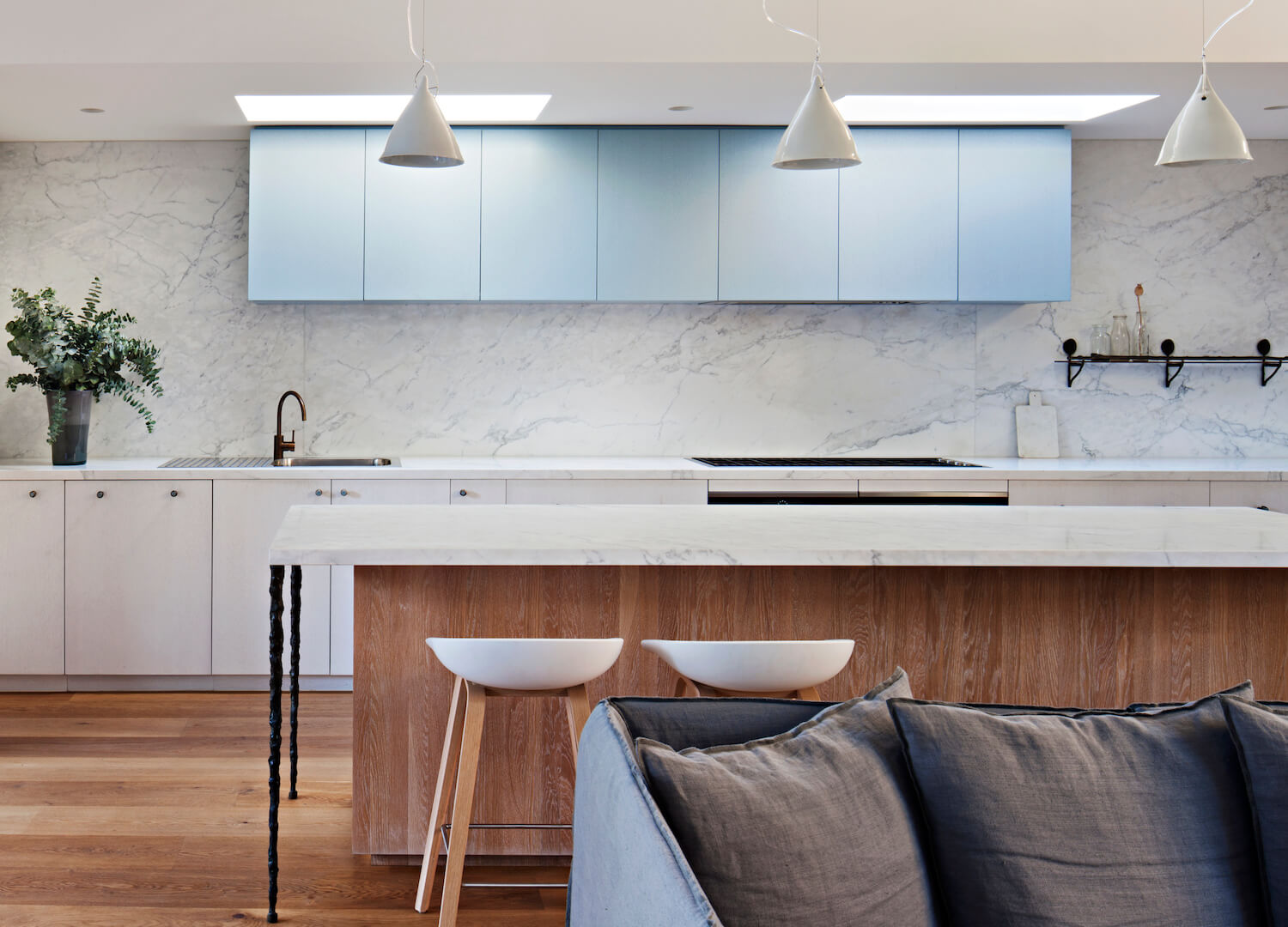 est living interiors south melbourne home inglis architects 16
