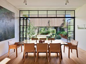 Dining: South Melbourne Home by Inglis Architects