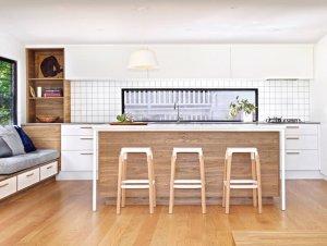 Kitchen: Wilston Home By Wrightson Stewart