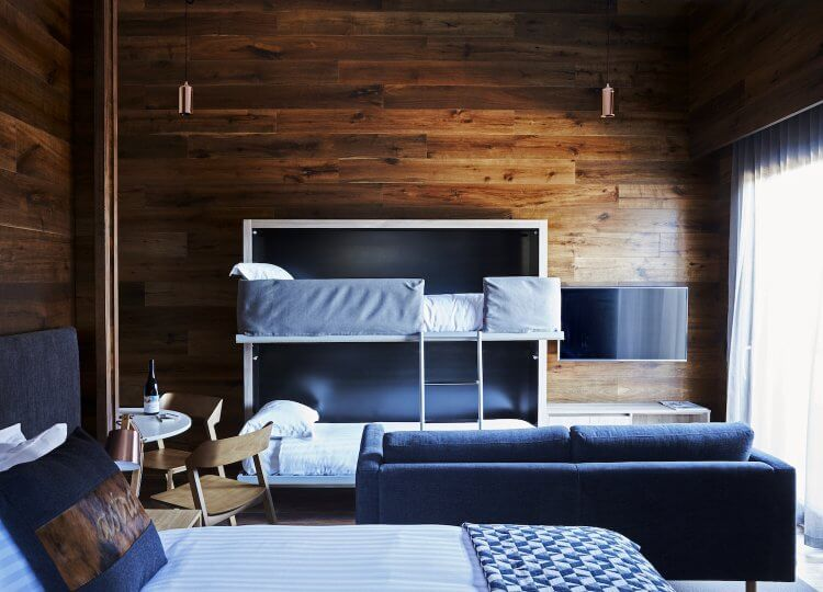 The Astra Lodge in Falls Creek by Grant Amon Architects