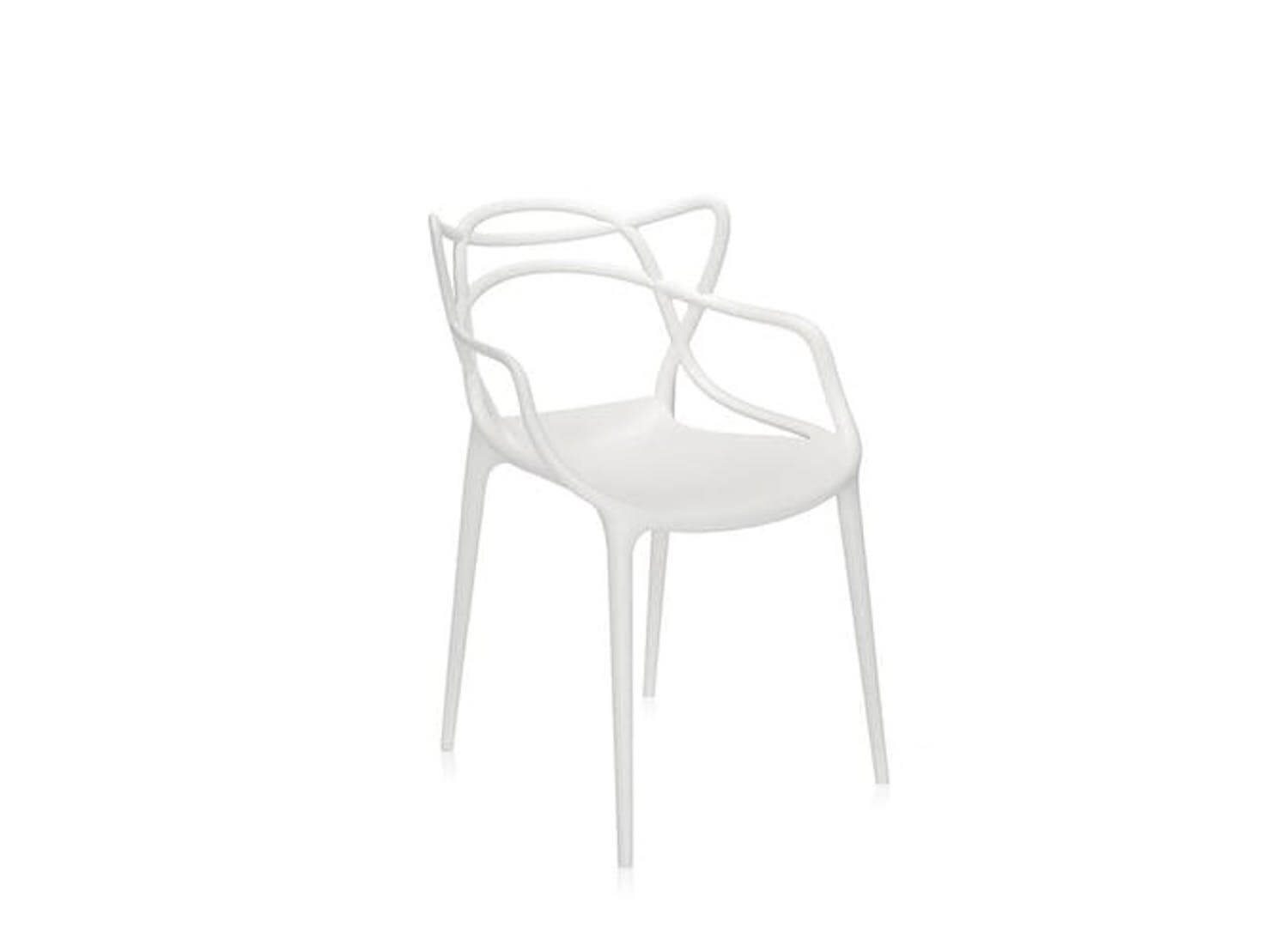 masters chair white