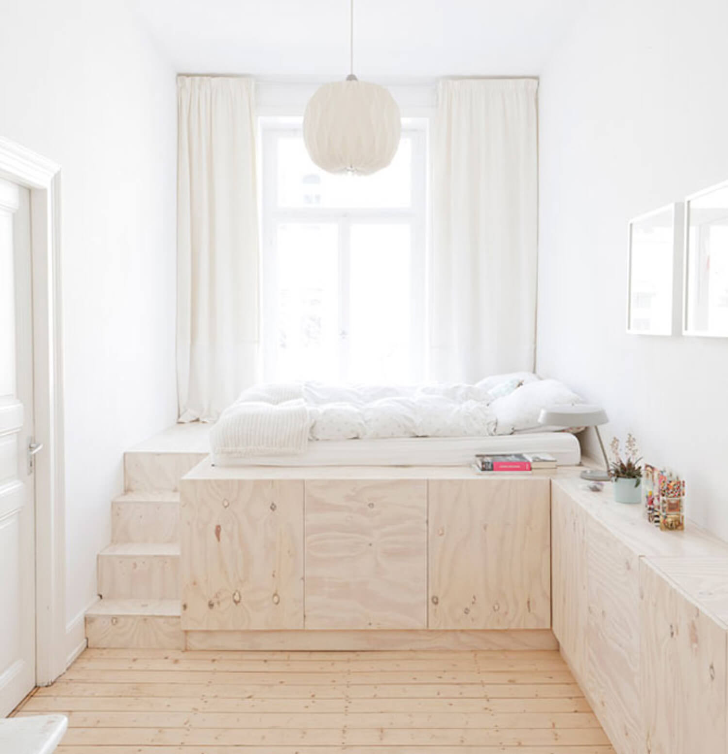 minimalist childrens bedroom bloesem blog