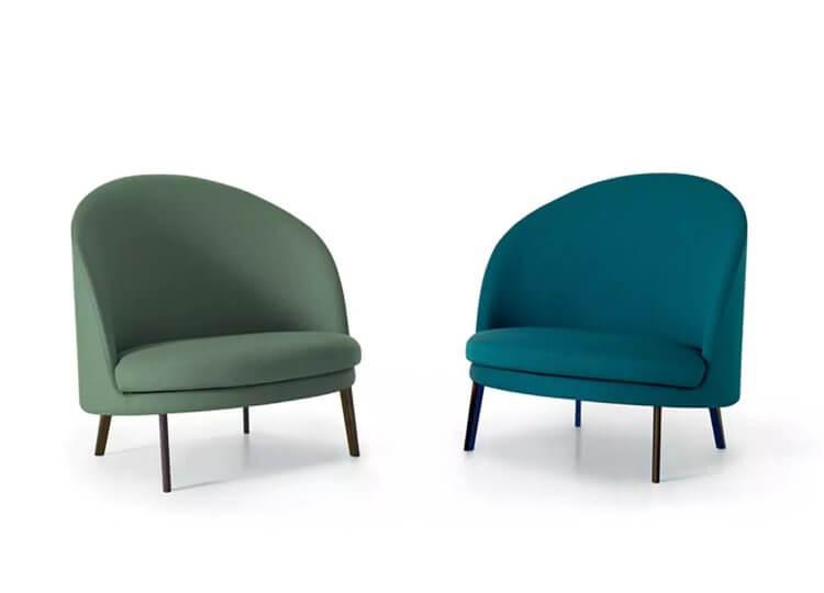 Jim Armchair | Poliform
