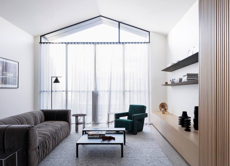 Est living port melbourne house pandolfini architects 13