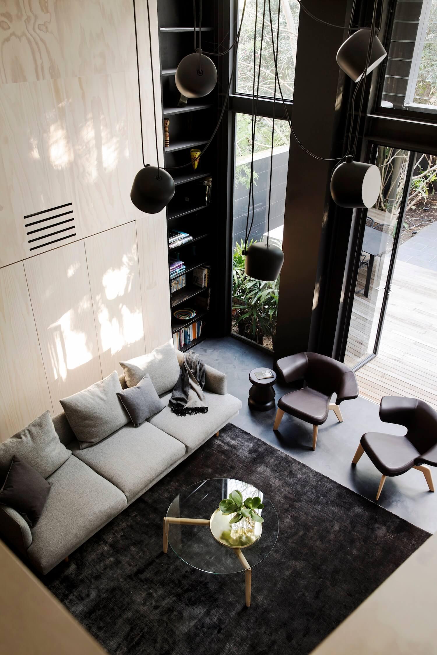 est living architect prineas interview house elysium void