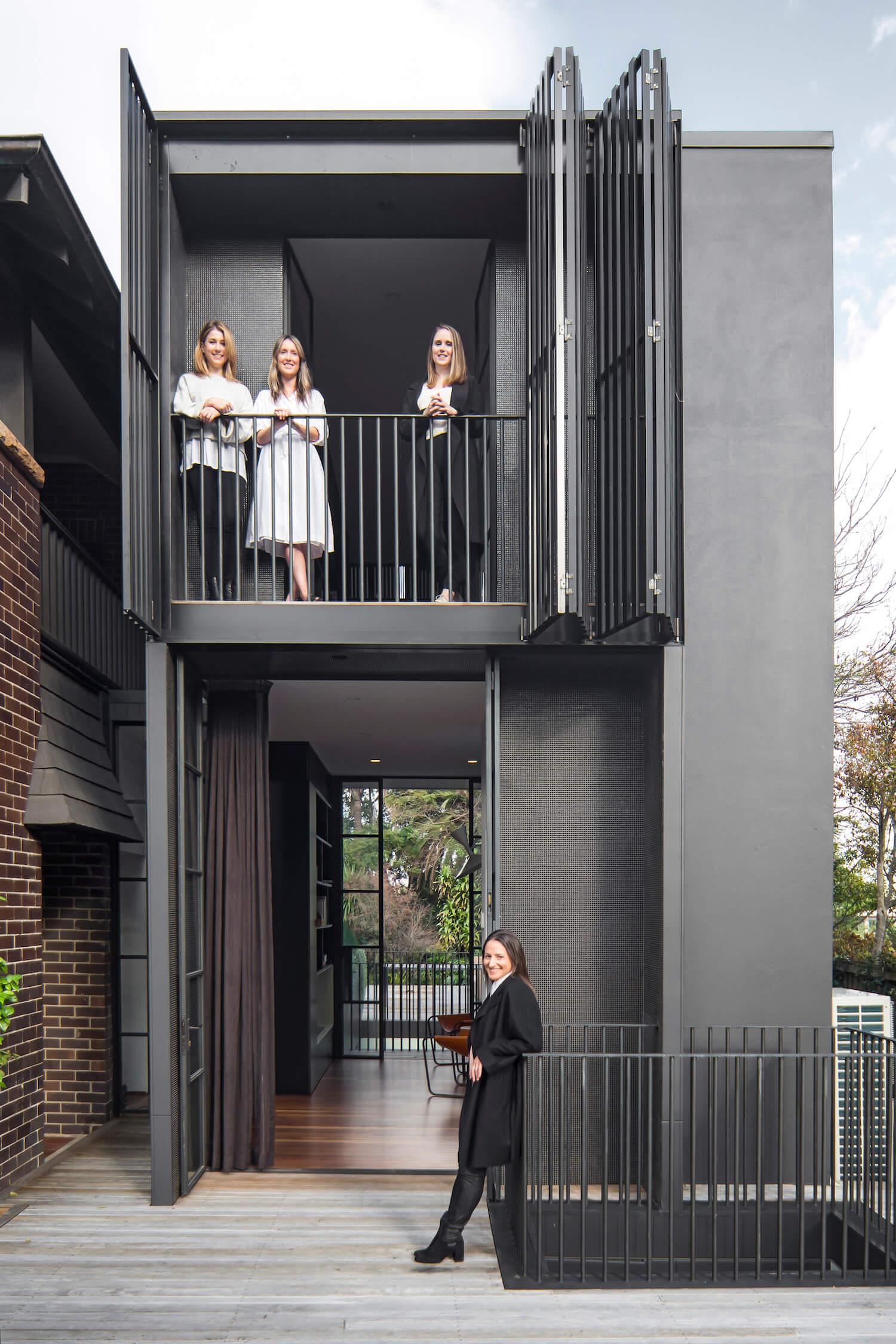 est living architect prineas interview portrait team