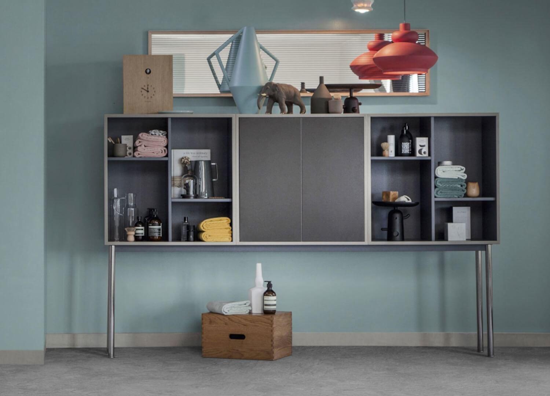 est living cassina casiers standard cupboards le corbusier