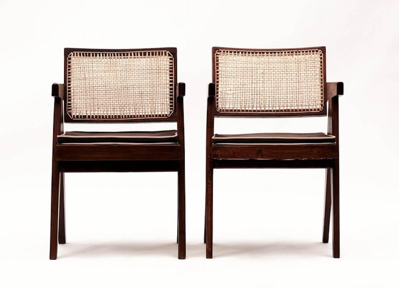 Le Corbusier Pierre Jeanneret Desk Chair