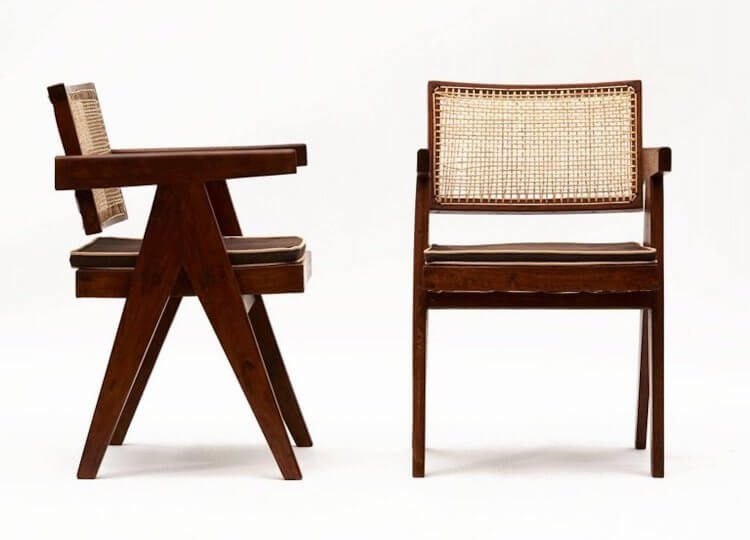 Le Corbusier & Pierre Jeanneret Desk Chair | Le Corbusier & Pierre