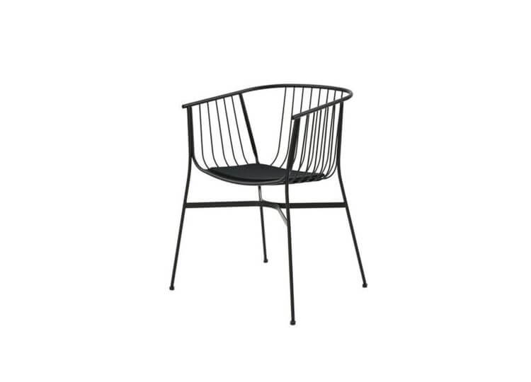 Jeanette Outdoor Chair