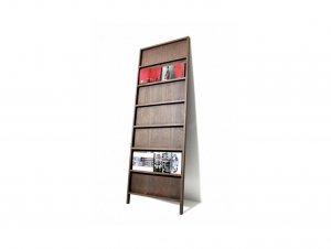 Oblique Big Bookcase