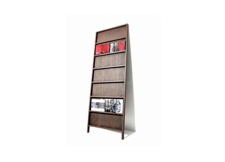 Oblique Bookcase