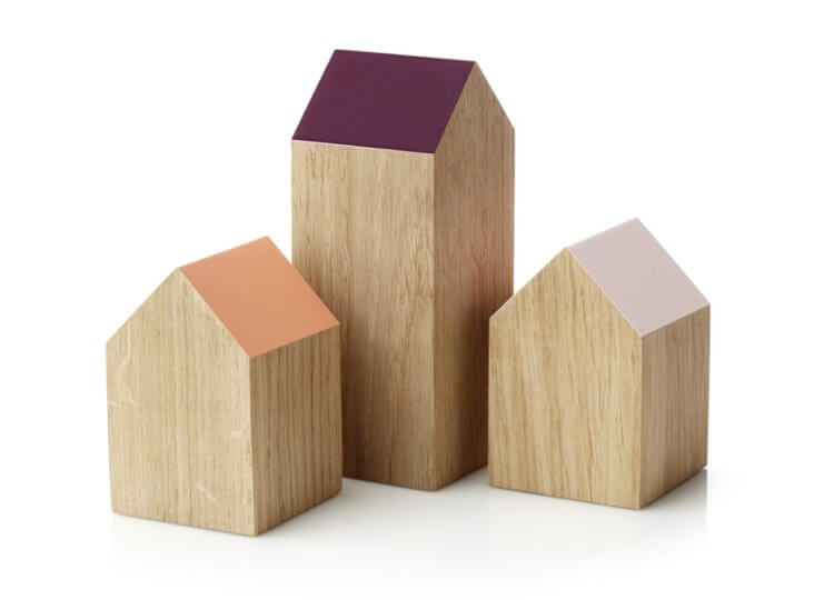 Arch:You Oak Figurines Anne Boysen