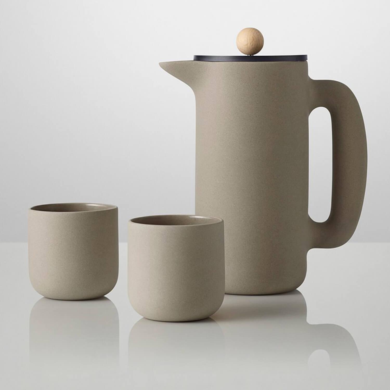 Push Coffee Maker Lightly 1
