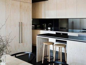 Kitchen: House Elysium by Architect Prineas