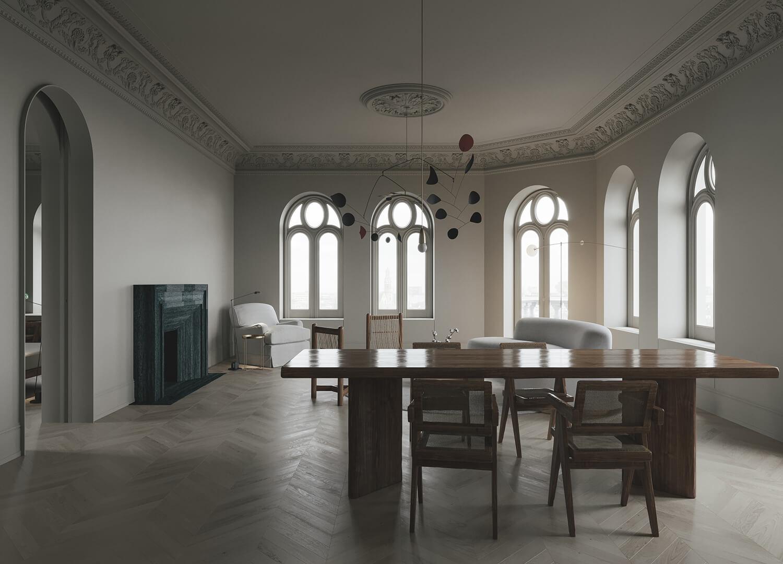 est living interiors beige apartment 11