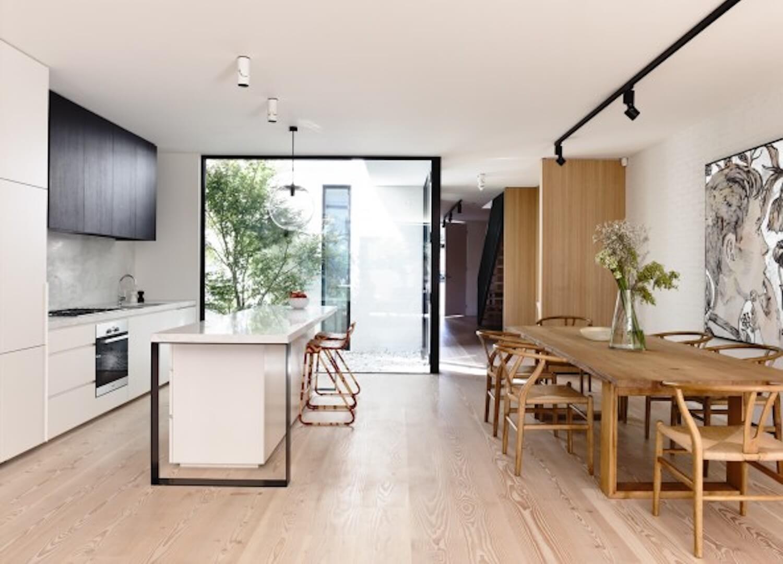 est living interiors inglis architects toorak house 14