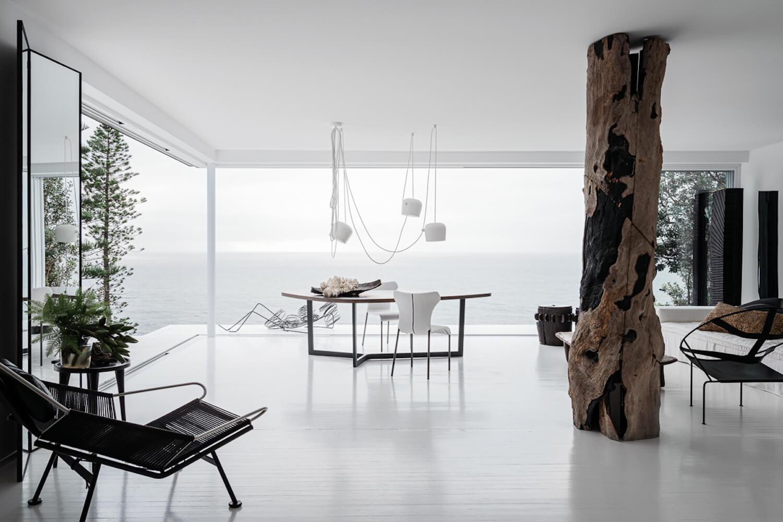 spaces of calm by pamela makin les interieurs est living. Black Bedroom Furniture Sets. Home Design Ideas