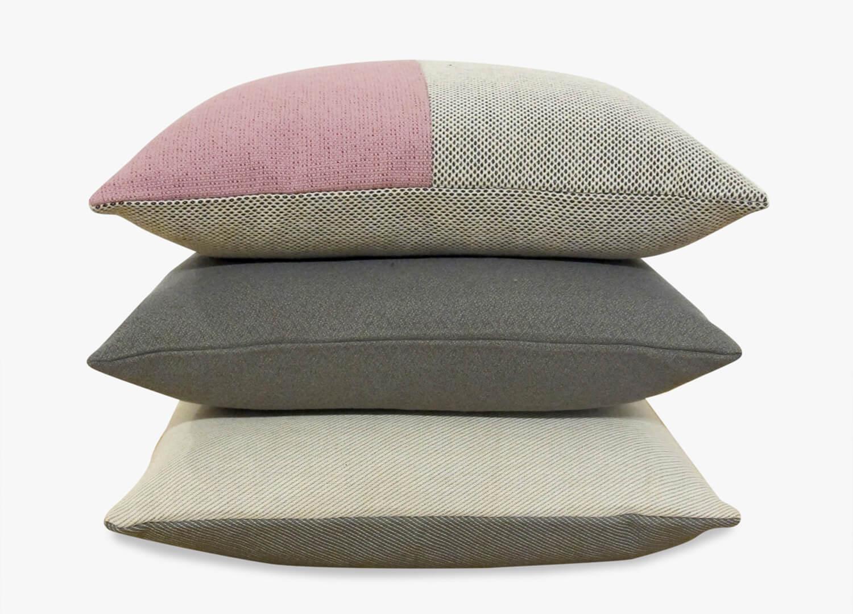 great dane cushions pink